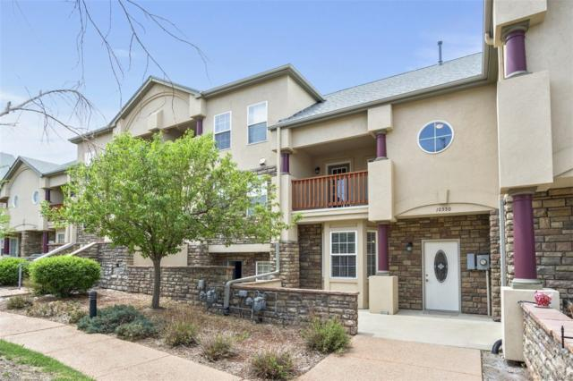 10550 E Jewell Avenue #28, Aurora, CO 80012 (MLS #2124130) :: 8z Real Estate