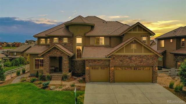 10716 Backcountry Drive, Highlands Ranch, CO 80126 (#2124147) :: The Dixon Group
