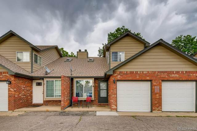 8350 E 104th Way #4, Henderson, CO 80640 (#2124669) :: The DeGrood Team