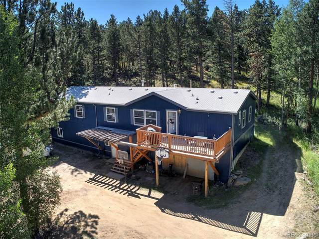 76 S Pine Drive, Bailey, CO 80421 (#2124801) :: The Artisan Group at Keller Williams Premier Realty