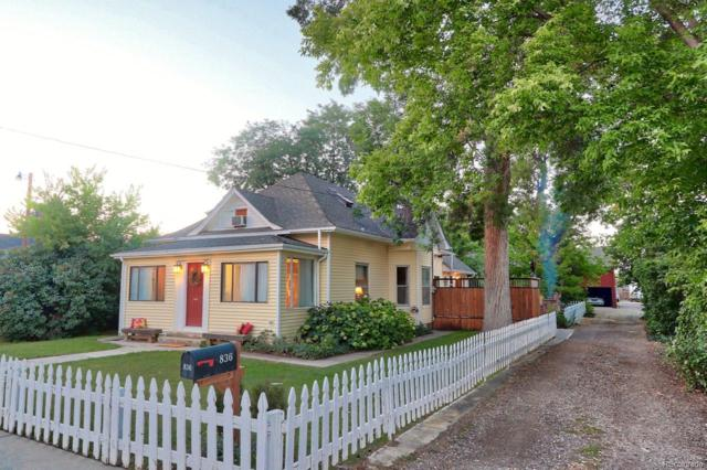 836 15th Avenue, Longmont, CO 80501 (MLS #2124926) :: 8z Real Estate