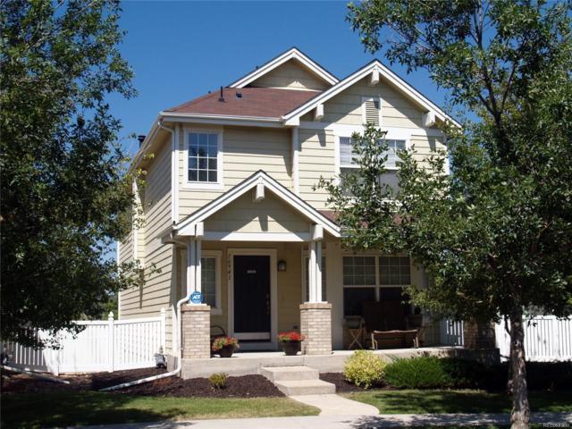16941 E Wyoming Drive, Aurora, CO 80017 (#2125123) :: The HomeSmiths Team - Keller Williams