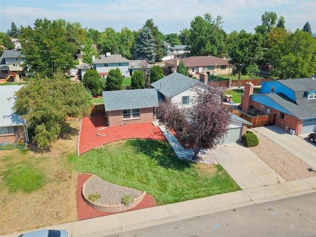 6517 W Nova Drive, Littleton, CO 80128 (#2125196) :: James Crocker Team