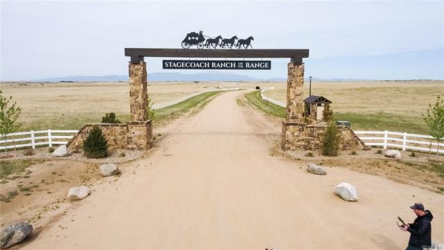 19031 Good Life View, Calhan, CO 80808 (MLS #2125703) :: 8z Real Estate