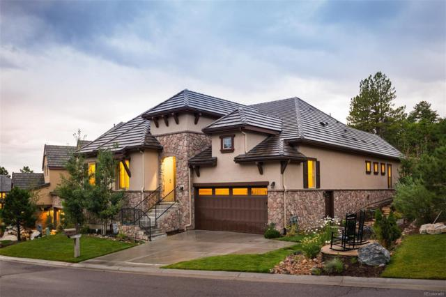 6848 Northstar Circle, Castle Rock, CO 80108 (#2125884) :: The HomeSmiths Team - Keller Williams