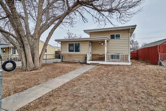 6756 Bellaire Street, Commerce City, CO 80022 (#2126165) :: The Gilbert Group