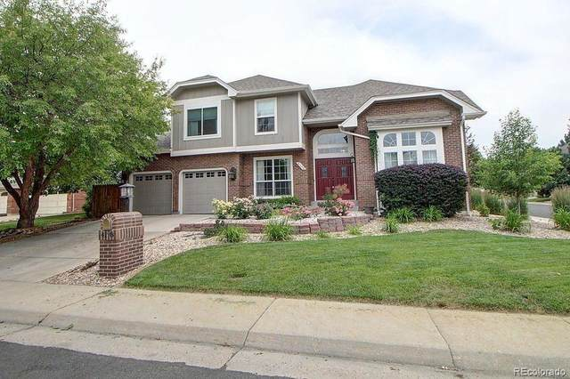 4198 W 99th Court, Westminster, CO 80031 (#2126171) :: The Brokerage Group