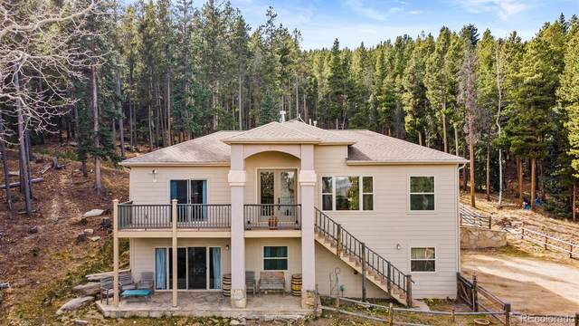 190 Castlewood Court, Evergreen, CO 80439 (#2126418) :: Peak Properties Group