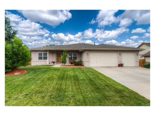 12507 W 83rd Drive, Arvada, CO 80005 (MLS #2126471) :: 8z Real Estate