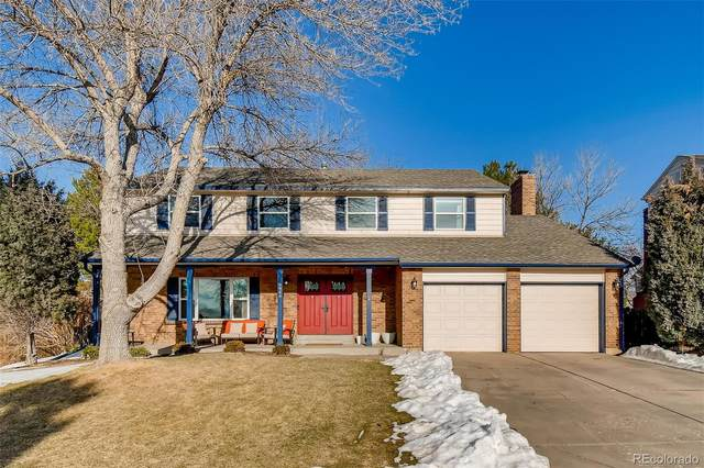 8088 S Madison Way, Centennial, CO 80122 (#2126843) :: The Griffith Home Team