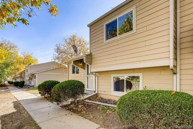 5731 W 92nd Avenue #117, Westminster, CO 80031 (#2127364) :: Compass Colorado Realty
