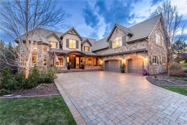 5742 Amber Ridge Place, Castle Pines, CO 80108 (MLS #2127667) :: 8z Real Estate