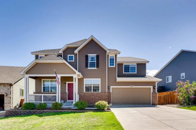 3264 Falling Star Place, Castle Rock, CO 80108 (#2127673) :: The Pete Cook Home Group