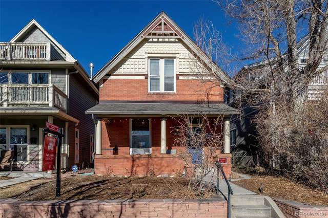 4609 W Hayward Place, Denver, CO 80212 (#2127738) :: The Margolis Team