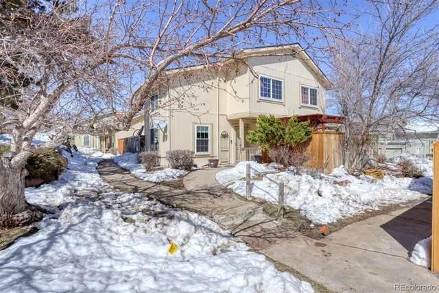 6933 S Knolls Way, Centennial, CO 80122 (#2127938) :: Compass Colorado Realty