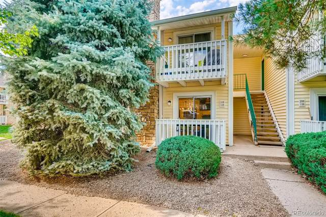8555 Fairmount Drive #105, Denver, CO 80247 (#2128061) :: The Harling Team @ Homesmart Realty Group