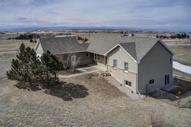 29490 Clear View Circle, Elizabeth, CO 80107 (MLS #2128121) :: 8z Real Estate