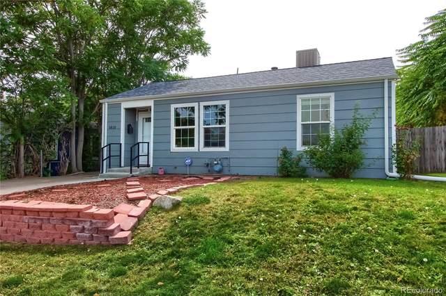 1810 W Burlington Place, Denver, CO 80221 (#2128538) :: Wisdom Real Estate