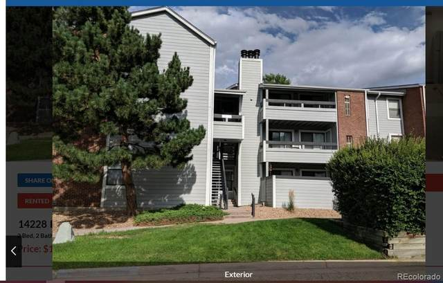 14228 E 1st Drive C06, Aurora, CO 80011 (#2128654) :: James Crocker Team