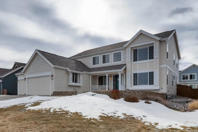 4124 Lark Sparrow Street, Highlands Ranch, CO 80126 (#2128911) :: The Dixon Group