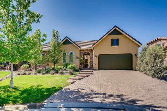 9509 Winding Hill Court, Lone Tree, CO 80124 (#2129116) :: The Dixon Group