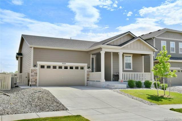 9324 E 105th Avenue, Commerce City, CO 80640 (MLS #2129342) :: Bliss Realty Group