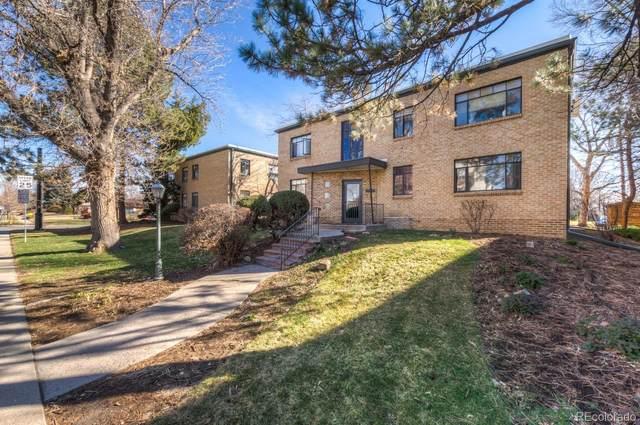 1182 Clermont Street A103, Denver, CO 80220 (MLS #2129957) :: 8z Real Estate