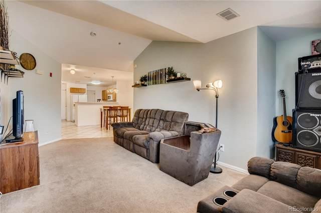 12281 E Tennessee Drive #304, Aurora, CO 80012 (MLS #2130698) :: 8z Real Estate