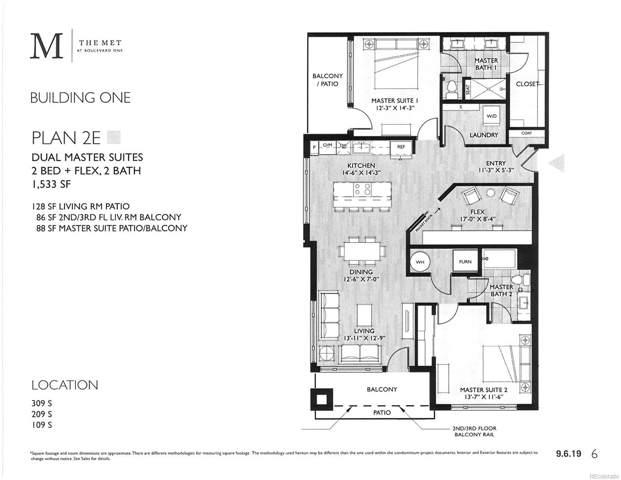 6619 E Lowry Boulevard #209, Denver, CO 80224 (#2130911) :: True Performance Real Estate