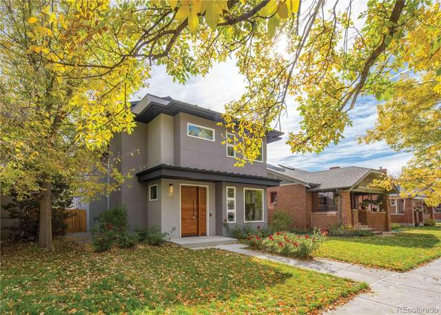 922 S Clarkson Street, Denver, CO 80209 (#2131269) :: Mile High Luxury Real Estate