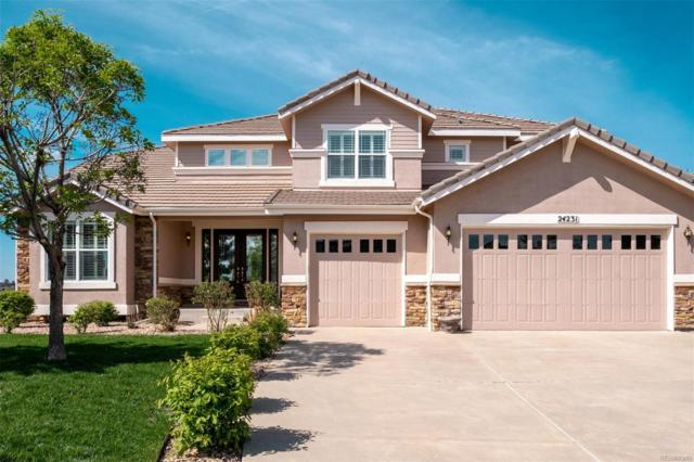 24231 E Moraine Place, Aurora, CO 80016 (#2132119) :: The Heyl Group at Keller Williams