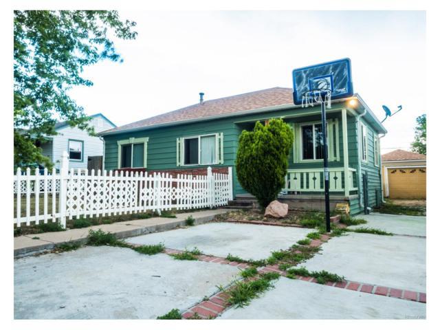 180 S Canosa Court, Denver, CO 80219 (MLS #2132426) :: 8z Real Estate