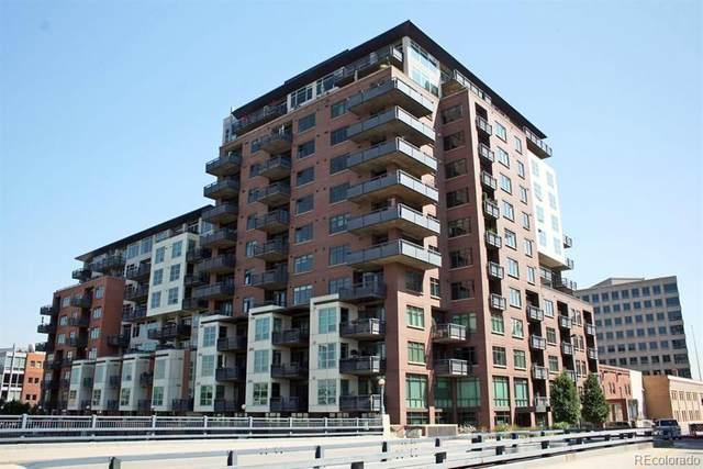 1401 Wewatta Street #315, Denver, CO 80202 (#2132805) :: Colorado Home Finder Realty
