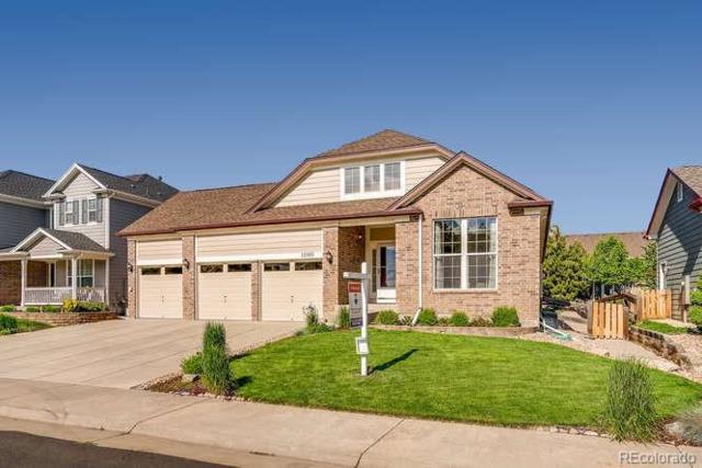 12069 Pine Top Street, Parker, CO 80138 (#2132933) :: The HomeSmiths Team - Keller Williams