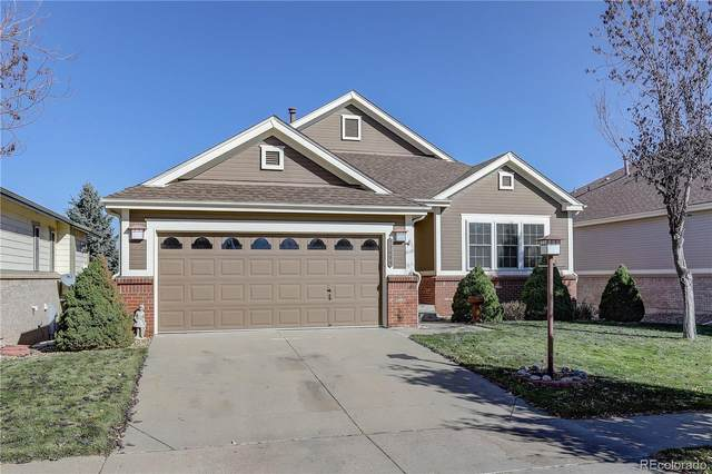23649 E Otero Drive, Aurora, CO 80016 (#2132964) :: Briggs American Properties