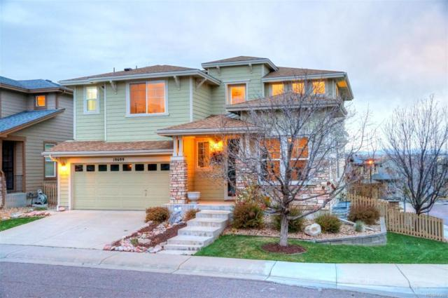 10699 Cedarcrest Circle, Highlands Ranch, CO 80130 (#2133039) :: The DeGrood Team