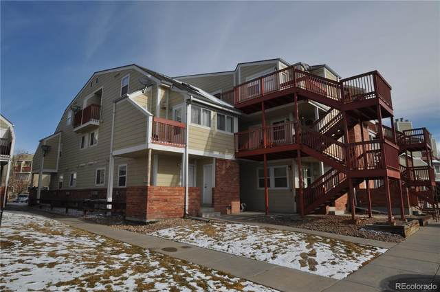 970 S Dawson Way #20, Aurora, CO 80012 (#2133055) :: The Peak Properties Group