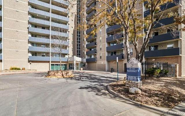 601 W 11th Avenue #114, Denver, CO 80204 (#2133157) :: Realty ONE Group Five Star