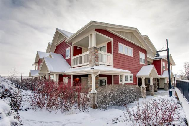 9311 Amison Circle #104, Parker, CO 80134 (#2133601) :: The Griffith Home Team