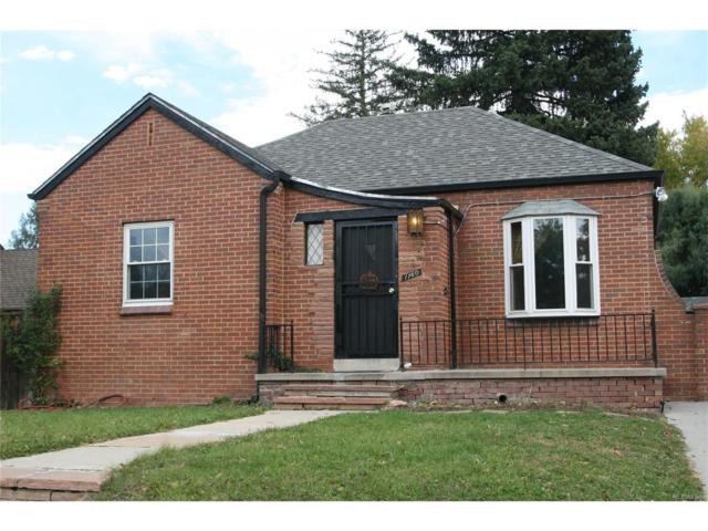 1160 Holly Street, Denver, CO 80220 (#2134345) :: Wisdom Real Estate