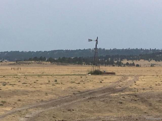 Parcel 2 County Road 102, Elbert, CO 80106 (#2134395) :: iHomes Colorado