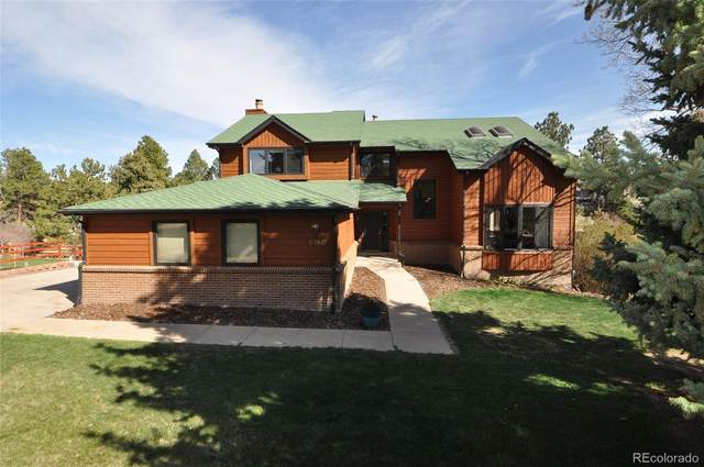6180 Hollowview Court, Parker, CO 80134 (#2135564) :: The Healey Group