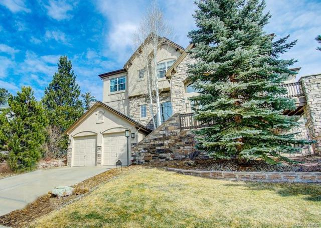 1333 Forest Trails Drive, Castle Pines, CO 80108 (#2135799) :: Compass Colorado Realty