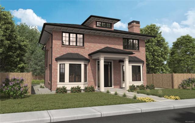 169 S Franklin Street, Denver, CO 80209 (#2136340) :: Mile High Luxury Real Estate