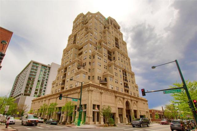 300 W 11th Avenue 10H, Denver, CO 80204 (MLS #2136517) :: 8z Real Estate