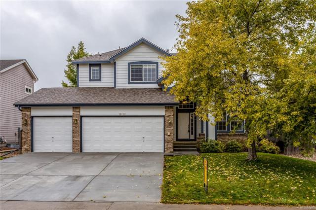 19152 E Hollow Creek Drive, Parker, CO 80134 (#2136893) :: The Heyl Group at Keller Williams