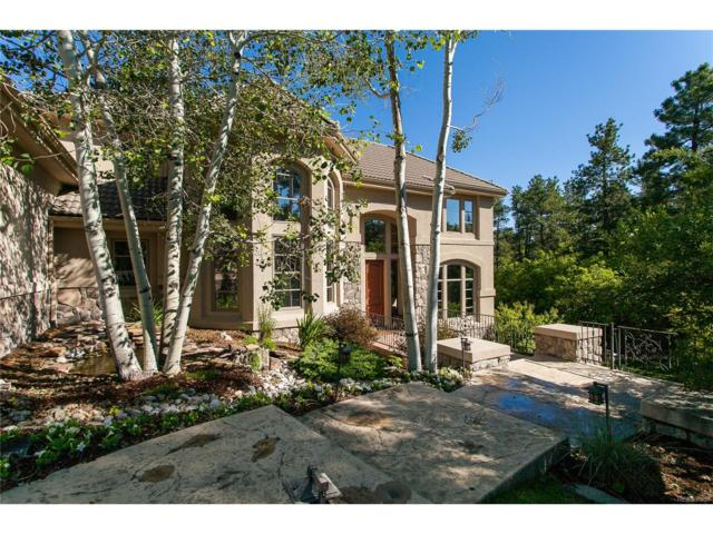 355 Morning Star Way, Castle Pines, CO 80108 (MLS #2136913) :: 8z Real Estate