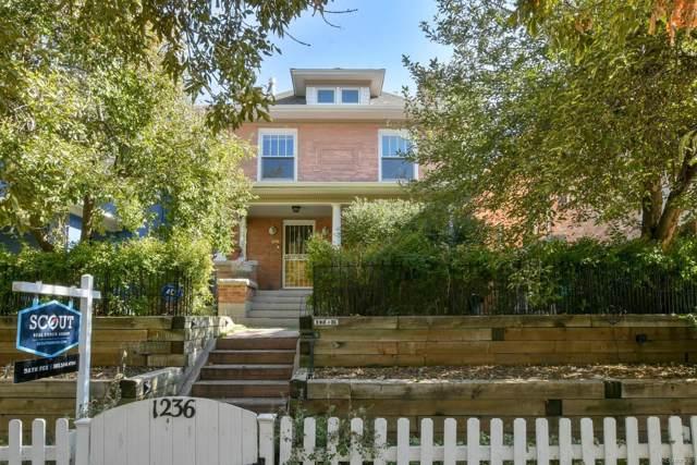 1236 Clarkson Street, Denver, CO 80218 (#2136924) :: HomeSmart Realty Group