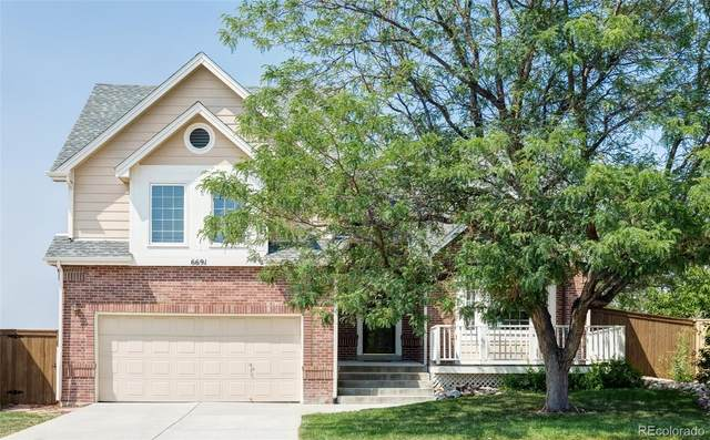 6691 Yale Drive, Highlands Ranch, CO 80130 (#2136941) :: The Gilbert Group
