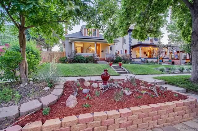 2527 N Gaylord Street, Denver, CO 80205 (#2137137) :: Sultan Newman Group